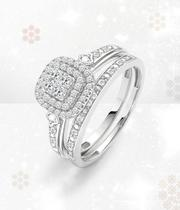 Up To 50% Off Diamond Rings - Shop Now