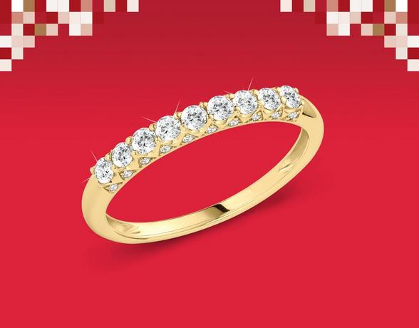 Sale Eternity Rings - Shop Now