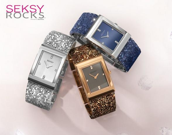 Seksy Rocks Watches - Shop Now