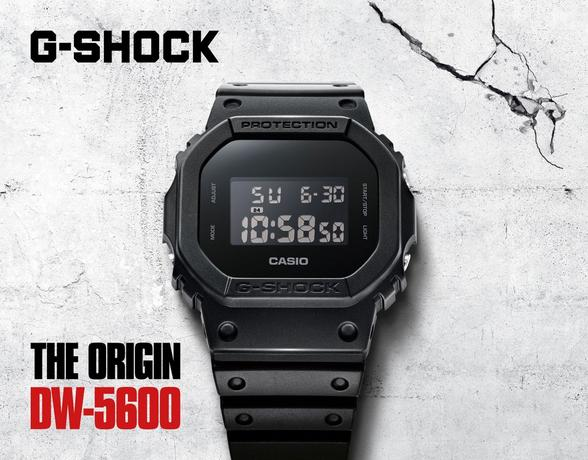 Casio G-Shock Watches - Shop Now