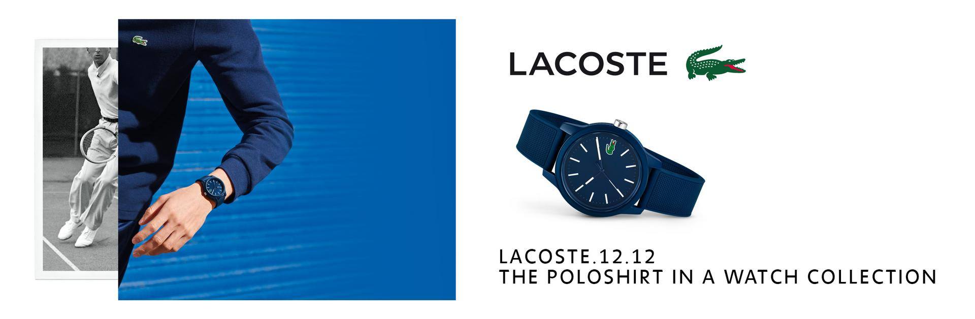 Lacoste Watches - Shop Now
