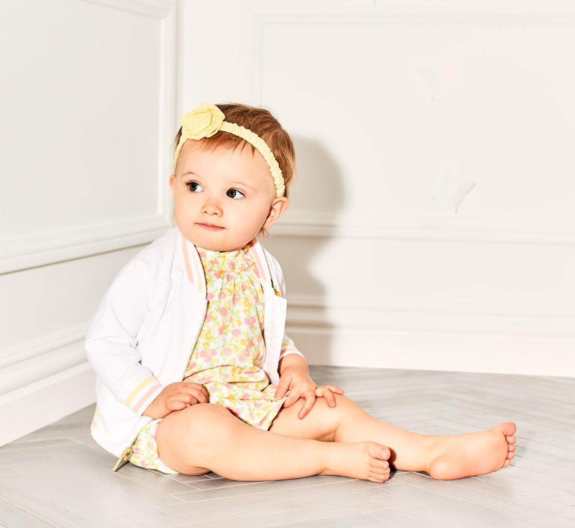Newborn Girl One-Pieces