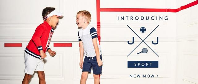 Introducing JJ Sport