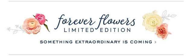 Forever Flowers Limited Edition