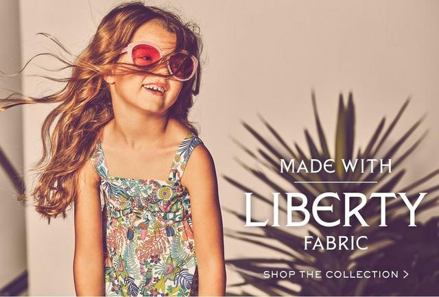 Made with Liberty Fabric | Shop the Collection