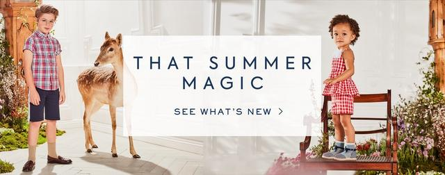 Fresh looks for sunny moods | See what's new