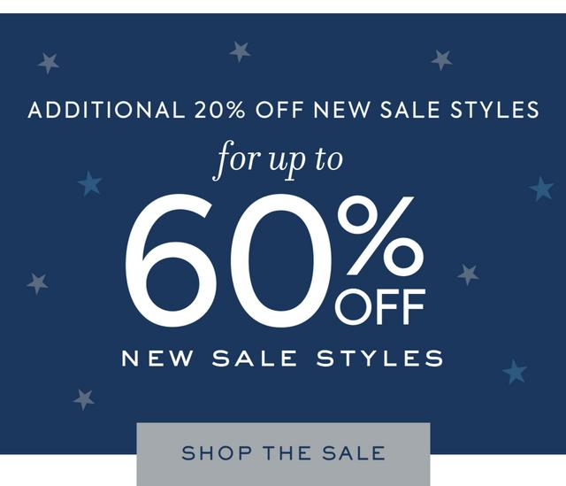 Memorial Day Event | Up to 60% Off New Sale Styles