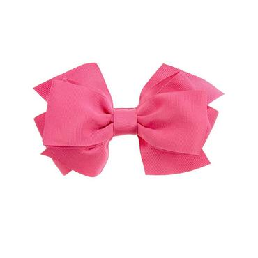 Fuchsia Bow Barrette at JanieandJack