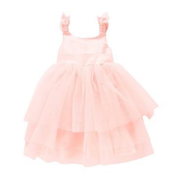 Pink Tulle Ballerina Dress at JanieandJack