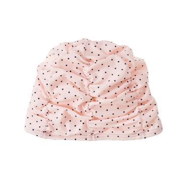 Baby Girl Pale Pink Dot Dot Swim Cap at JanieandJack