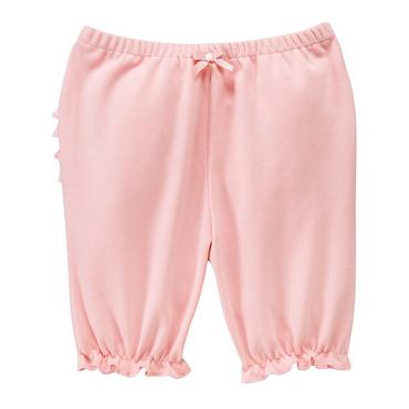 Marshmallow Pink Ruffle Knicker at JanieandJack