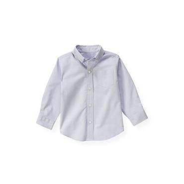 Light Purple Button-Down Dress Shirt at JanieandJack