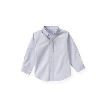 Light Purple Button-Down Dress Shirt at JanieandJack