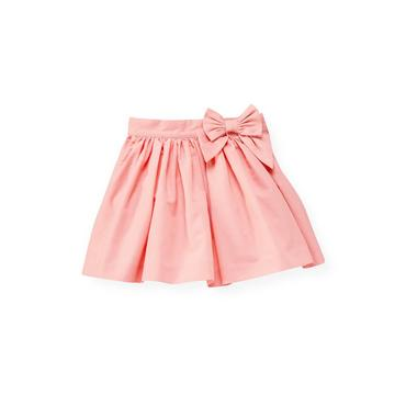 Classic Pink Bow Skirt at JanieandJack