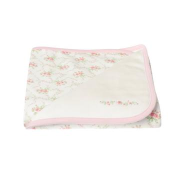 Rose Floral Rose Blossom Blanket at JanieandJack