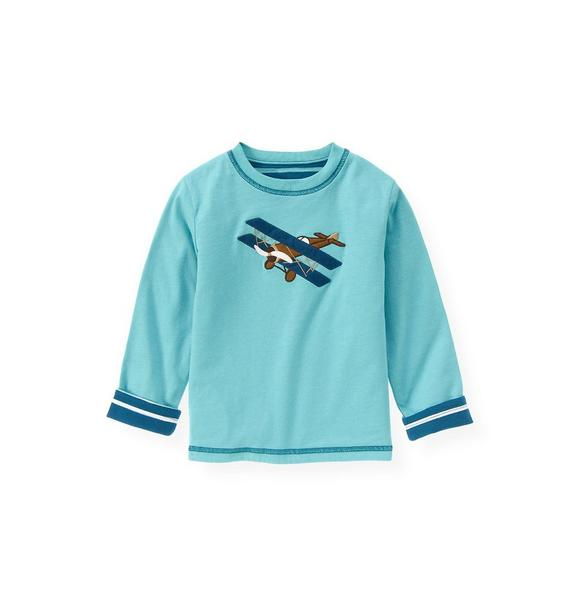 Airplane Reversible Tee
