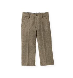 Tweed Suit Trouser