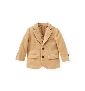 Camel Suit Blazer