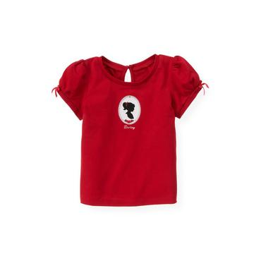 Holiday Red Darling Girl Top at JanieandJack