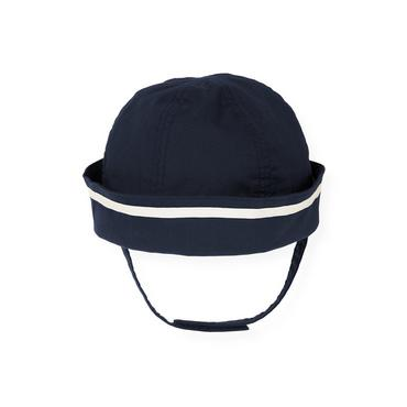 Baby Boy Nautical Navy Sailor Hat at JanieandJack