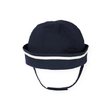 Baby Boy Nautical Navy Sailor Hat at JanieandJack
