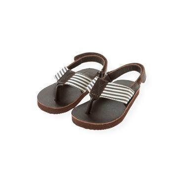 Stripe Flip Flop Sandal Stripe Flip Flop Sandal at JanieandJack