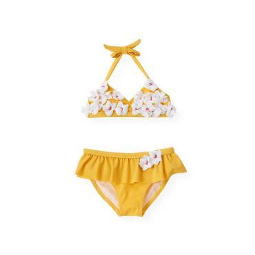 Yellow Blossom Bikini at JanieandJack