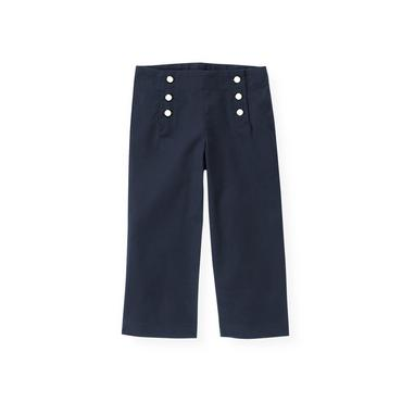 Spring Navy Sailor Pant at JanieandJack