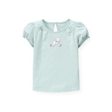 Starlight Blue Little Lamb Top at JanieandJack