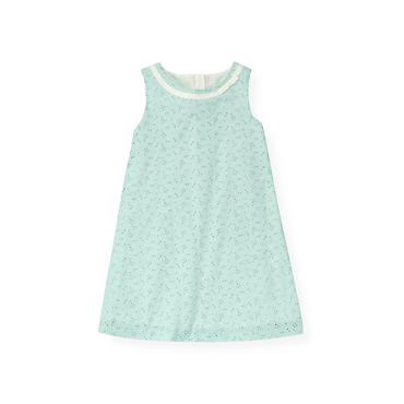 Starlight Blue Eyelet Dress at JanieandJack