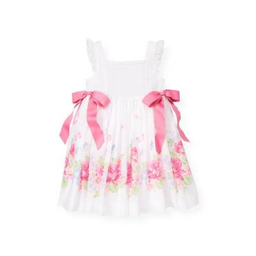 Pure White Butterfly Voile Dress at JanieandJack