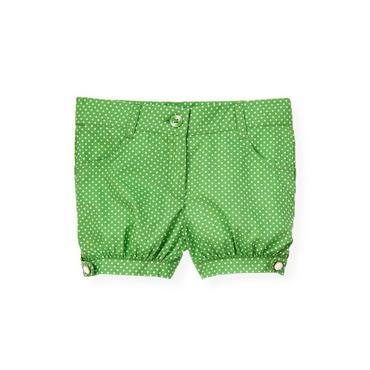 Spring Green Dot Dot Short at JanieandJack
