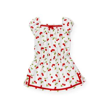 Cherry Cherry Swim Cover-Up at JanieandJack