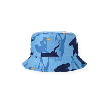Boys Sting Ray Sting Ray Reversible Bucket Hat at JanieandJack