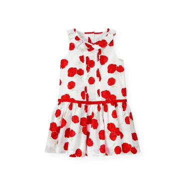 Poppy Poppy Floral Batiste Dress at JanieandJack