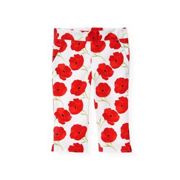 Poppy Poppy Floral Crop Pant at JanieandJack