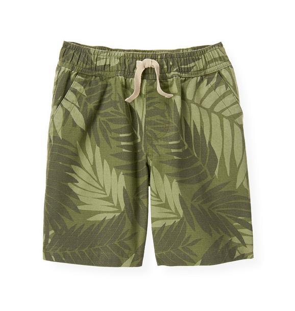Palm Ripstop Short