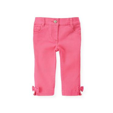 Azalea Pink Pink Denim Legging Jean at JanieandJack