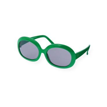 Emerald Green Round Sunglasses at JanieandJack