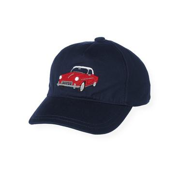 Boys American Navy American Classic Car Baseball Cap at JanieandJack