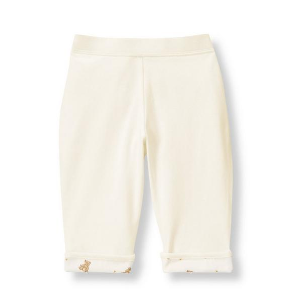 Honey Bear Knit Pant