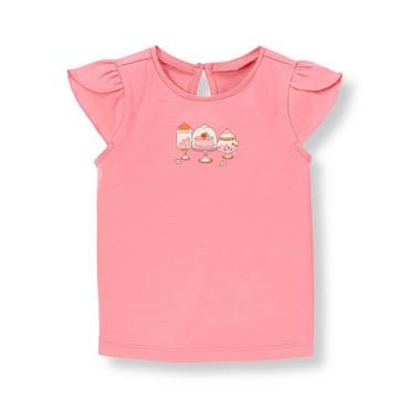 Confetti Pink Sweets Top at JanieandJack