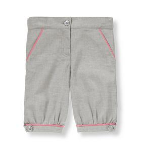 Piped Twill Knicker