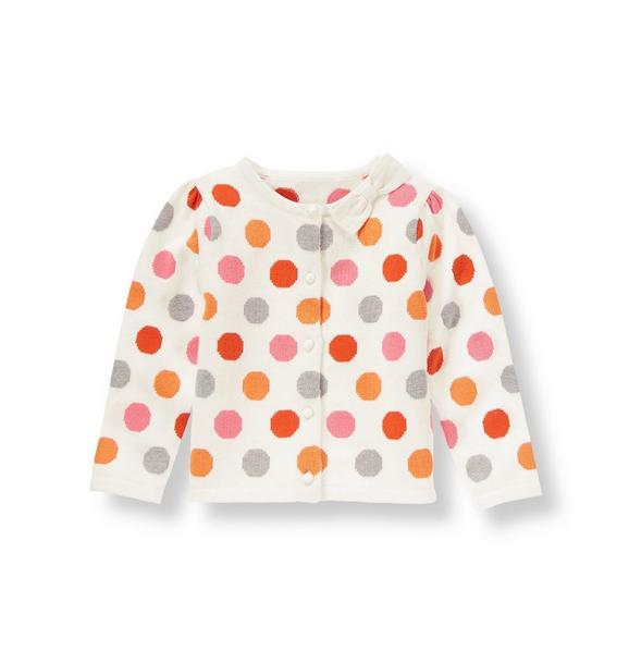 Bow Dot Cardigan