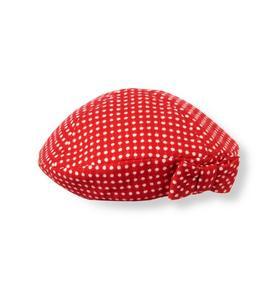 Bow Dot Wool Blend Hat