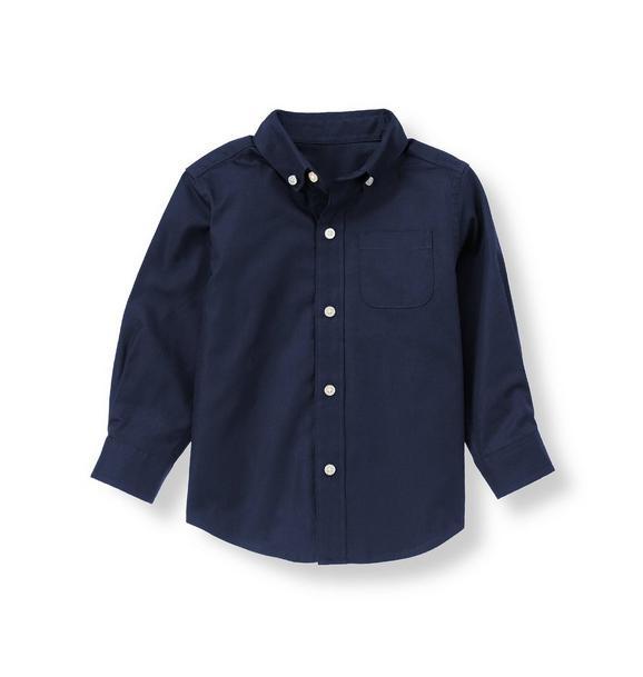 Herringbone Dress Shirt