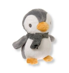 Penguin Rattle Plush Toy