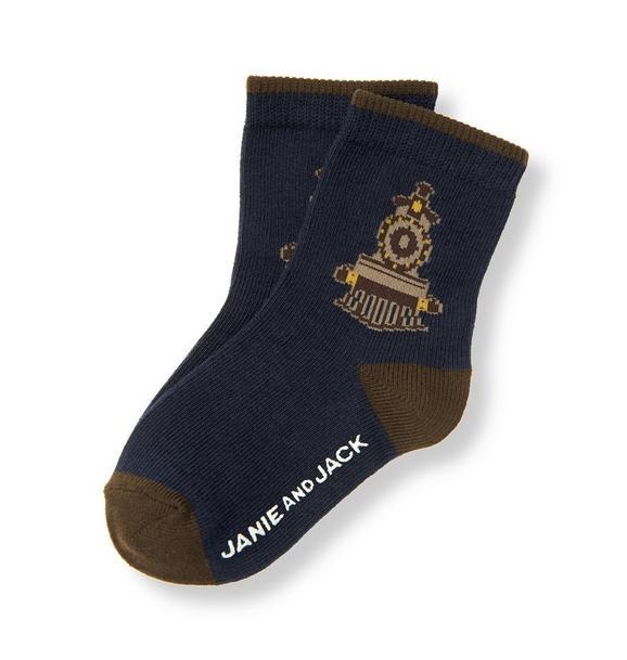 Train Sock