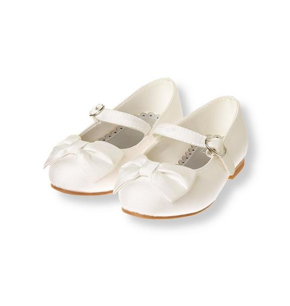 Silk Bow Shoe
