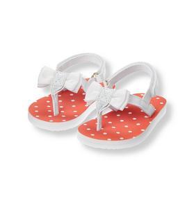 Bow Flip Flop Sandal